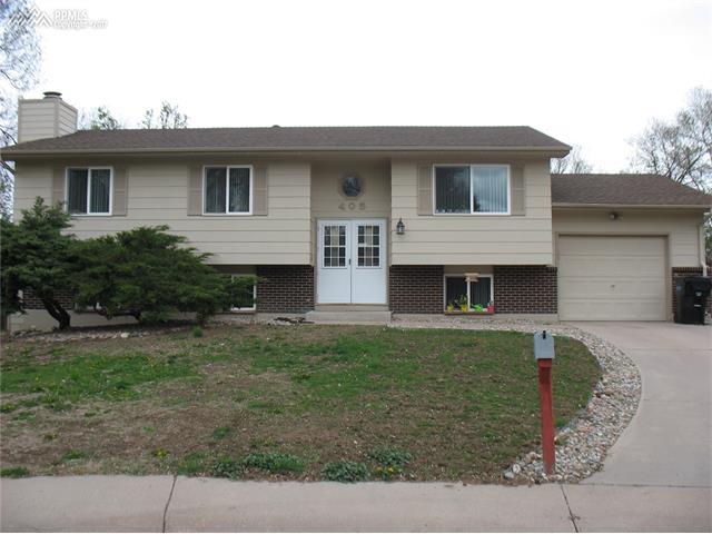 405 De La Vista Circle, Colorado Springs, CO 80911