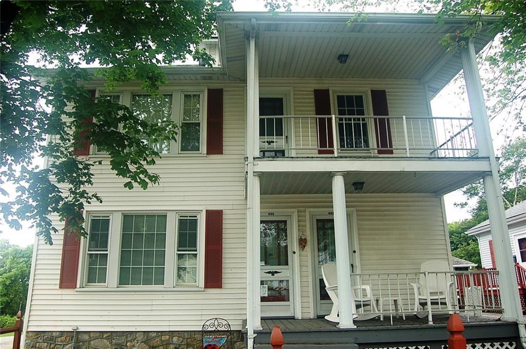 695 Cumberland Hill RD, Woonsocket, RI 02895