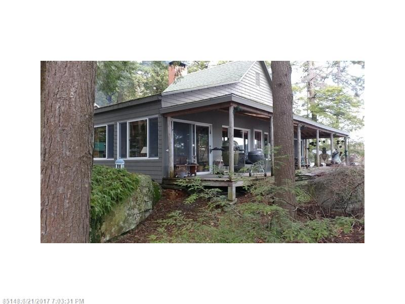 336 Great Pond LN , Rome, ME 04963