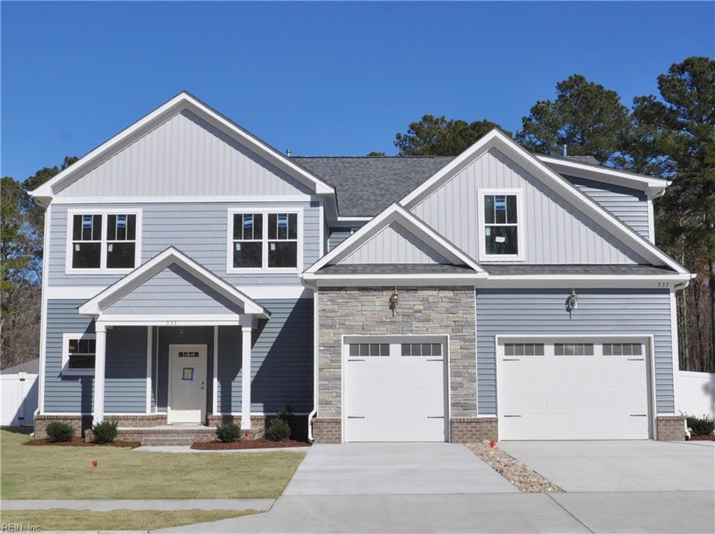 539 Cristfield RD, Chesapeake, VA 23320
