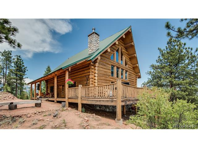 32937 Red Sparrow Trail, Pine, CO 80470