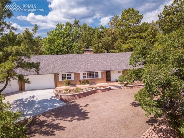 2201 Constellation Drive, Colorado Springs, CO 80906