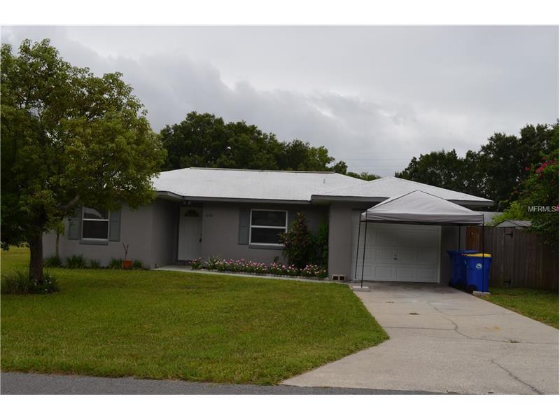 670 N JACKSON STREET, EAGLE LAKE, FL 33839