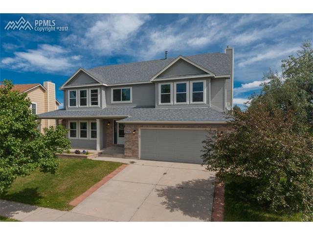 2760 Clapton Drive, Colorado Springs, CO 80920