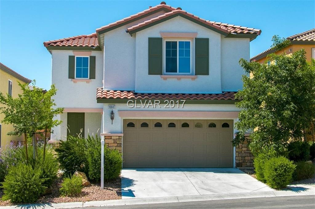 10647 KEARNEY MOUNTAIN Avenue, Las Vegas, NV 89166