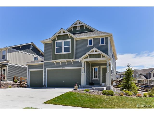 8098 Longleaf Lane, Colorado Springs, CO 80927