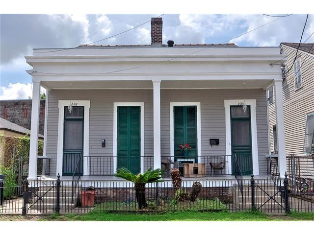 2418-20 ROUSSEAU Street, New Orleans, LA 70130
