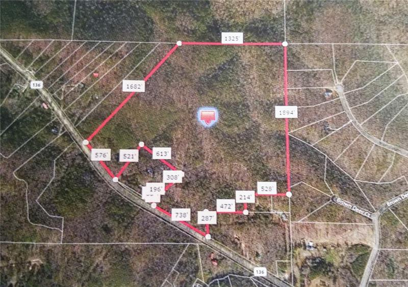 1933 W Highway 136, Talking Rock, GA 30175