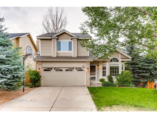191 S Amherst Street, Castle Rock, CO 80104