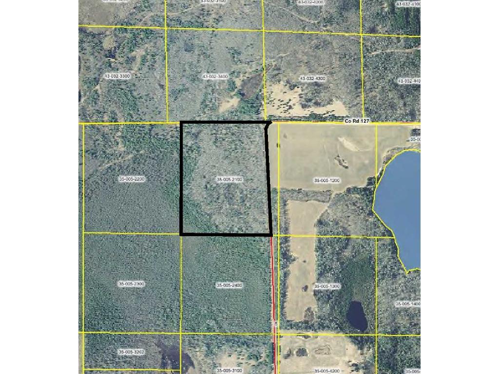 PtGL3(NENW) County Road 127, Sand Lake Twp, MN 56659