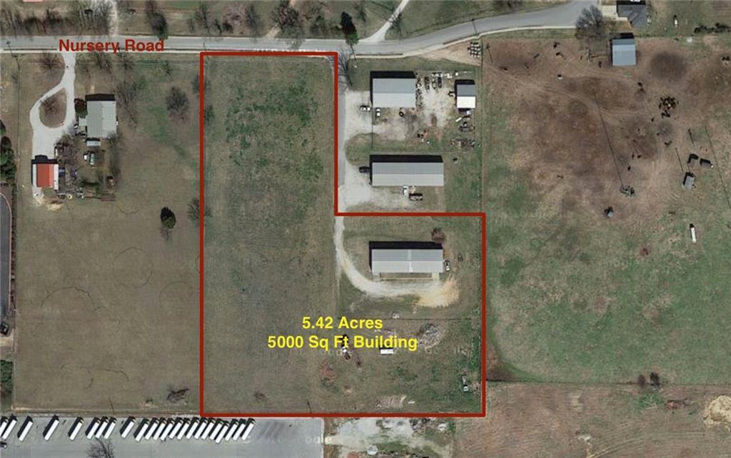 414 E Nursery RD, Rogers, AR 72758