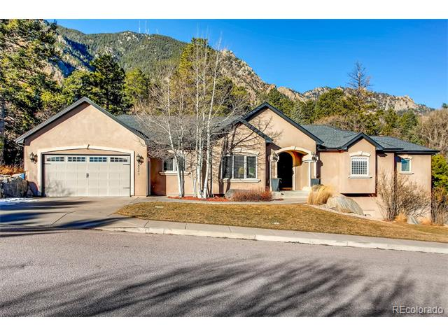 6040 Buttermere Drive, Colorado Springs, CO 80906