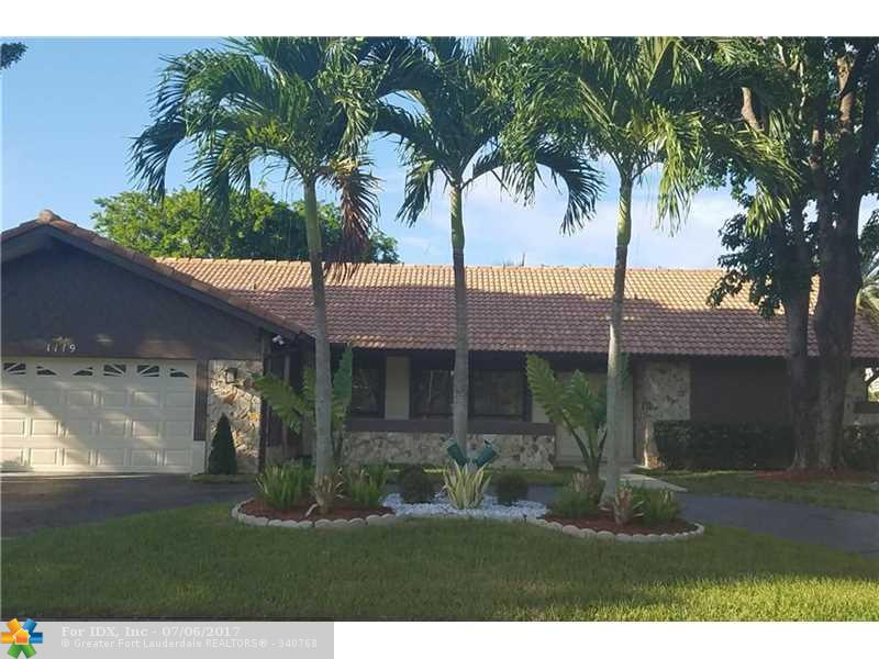 1119 NW 111th Way, Coral Springs, FL 33071