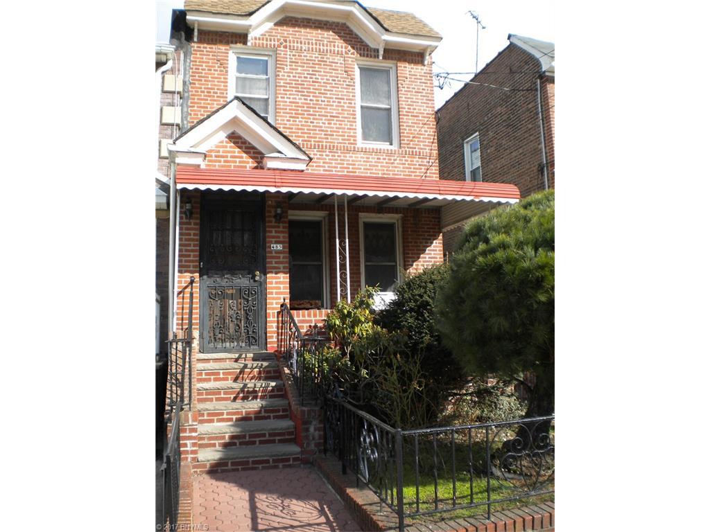 485 E 53 Street, Brooklyn, NY 11203