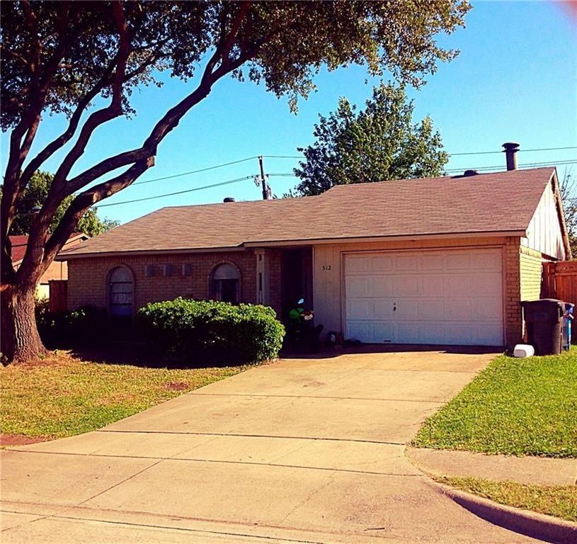 512 Ridgemont Drive, Allen, TX 75002