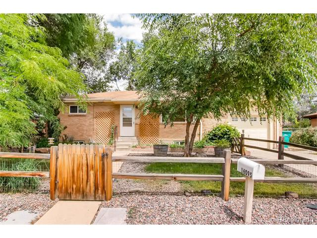 16095 W 13th Place, Golden, CO 80401