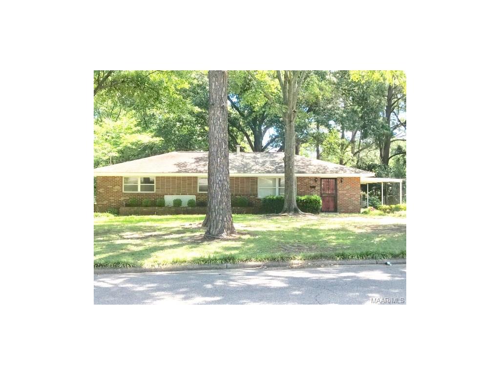 419 Green Ridge Road, Montgomery, AL 36109
