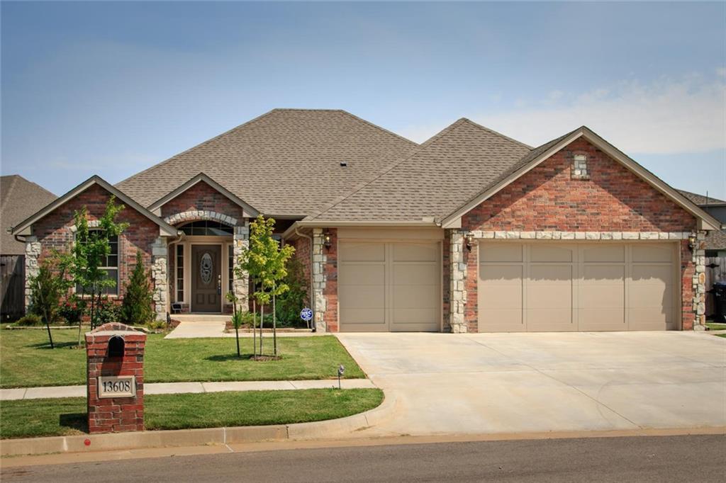 13608 Lark Lane, Oklahoma City, OK 73142
