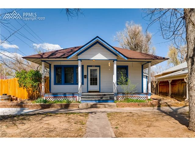 802 E St Vrain Street, Colorado Springs, CO 80903