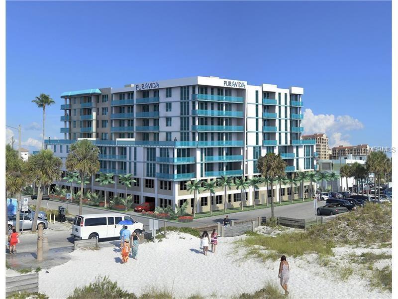 15 AVALON STREET 6E, CLEARWATER BEACH, FL 33767