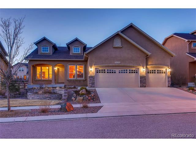 5828 Yancey Drive, Colorado Springs, CO 80924