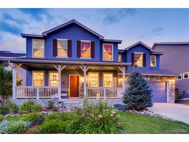 12218 S Red Sky Drive, Parker, CO 80134
