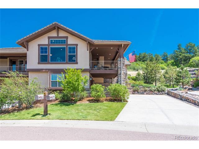 4376 Chateau Ridge Lane, Castle Rock, CO 80108