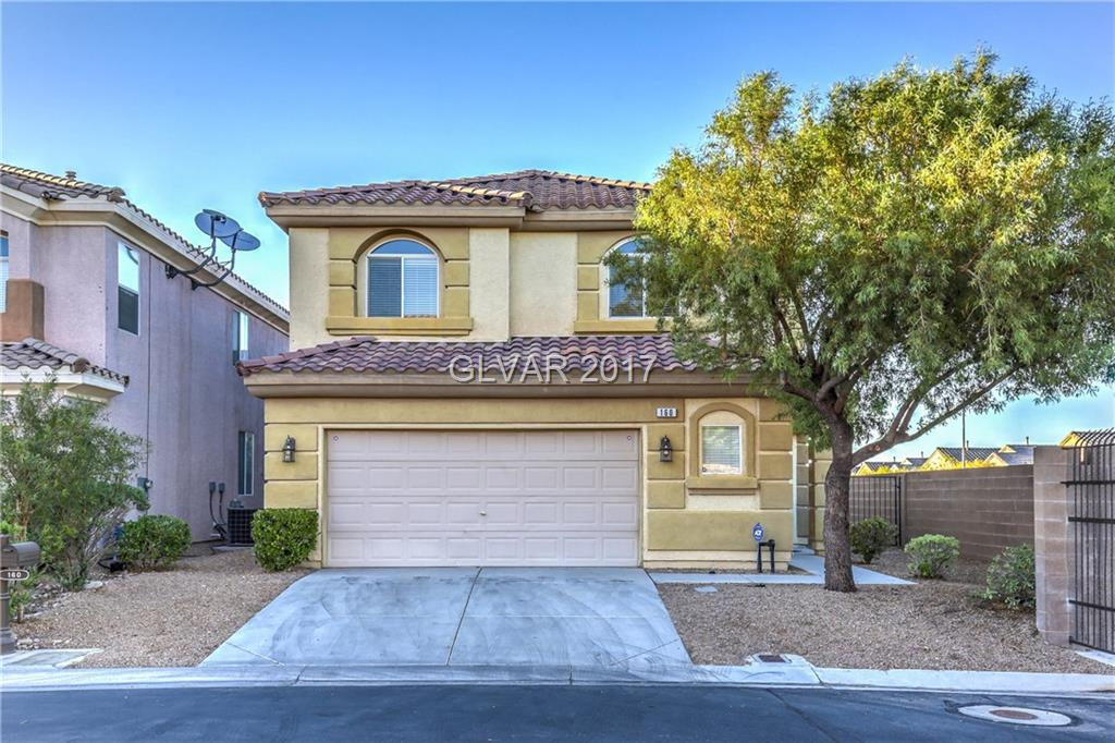160 FLYING HILLS Avenue, Las Vegas, NV 89148