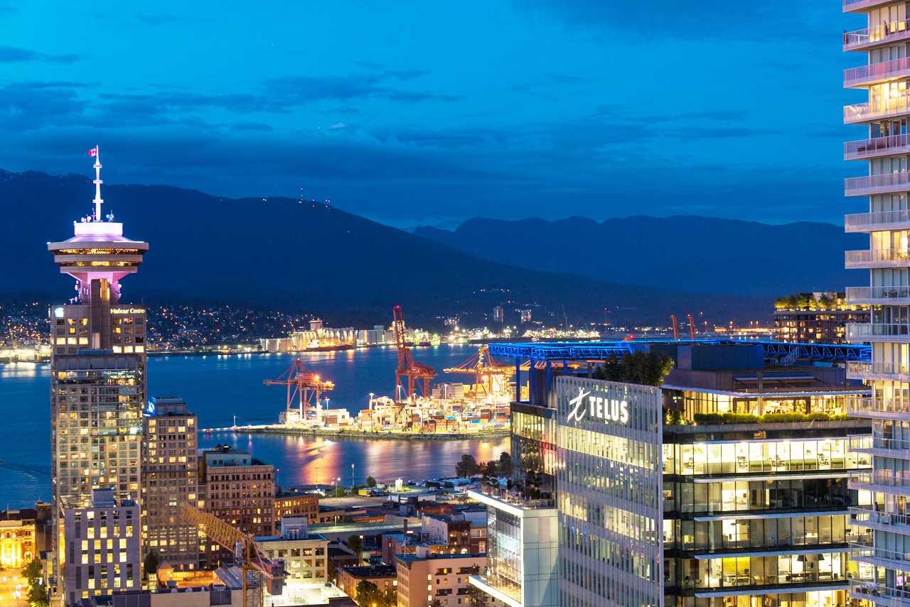 833 SEYMOUR STREET 3503, Vancouver, BC V6B 0G4