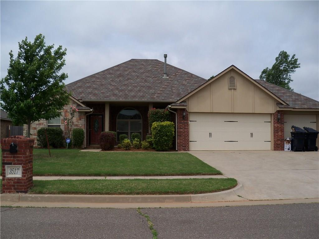 3517 Morgan Creek, Yukon, OK 73099