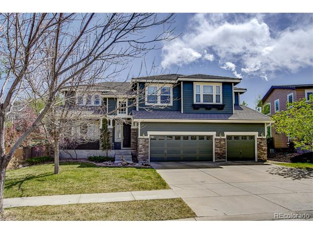 730 Ridgemont Place, Highlands Ranch, CO 80126