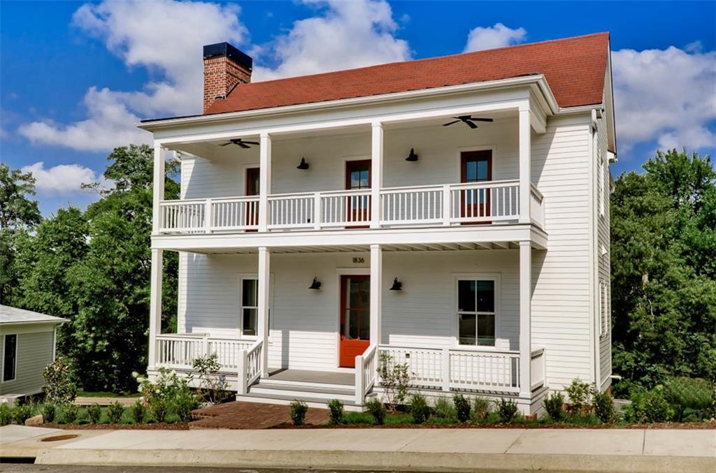 1836 N Clifton AVE, Fayetteville, AR 72703