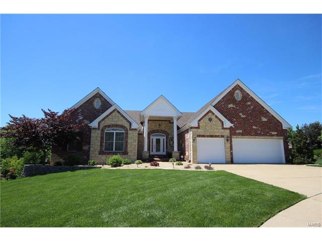 1025 Castleview Court, St Charles, MO 63304