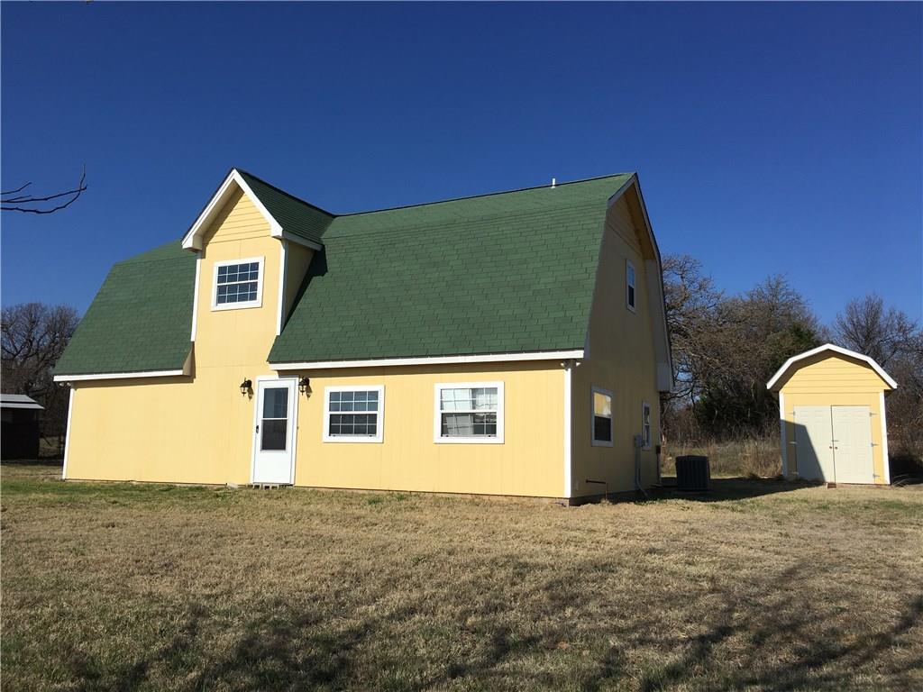 15356 S County Road 209, Blair, OK 73526