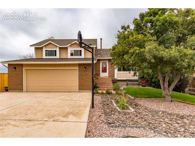 8665 Freemantle Drive, Colorado Springs, CO 80920