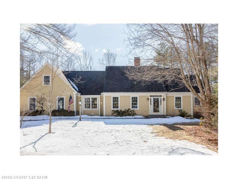 134 Oakwood DR , Yarmouth, ME 04096