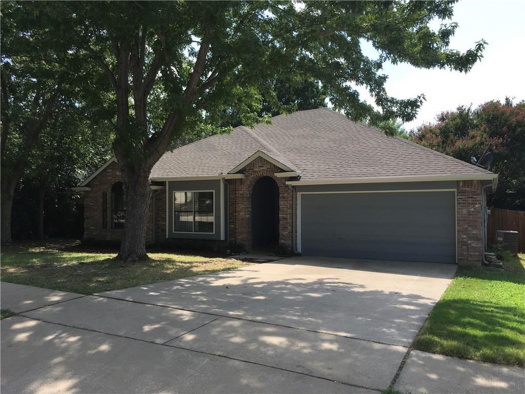 2606 Fountainview Drive, Corinth, TX 76210