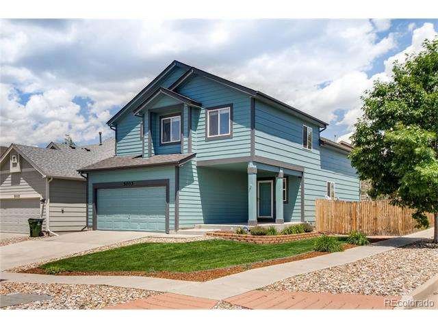 5005 Stone Fence Drive, Colorado Springs, CO 80922