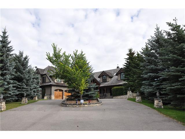 Deercreek Estate 48096 286 Avenue E, Rural Foothills M.D., AB T0L 0X0