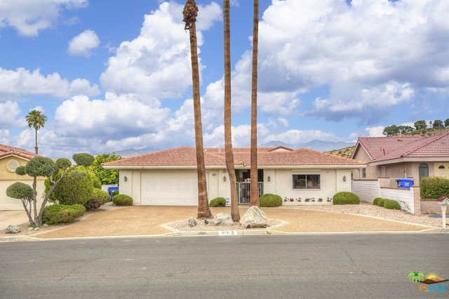 8731 Oakmount Boulevard, Desert Hot Springs, CA 92240
