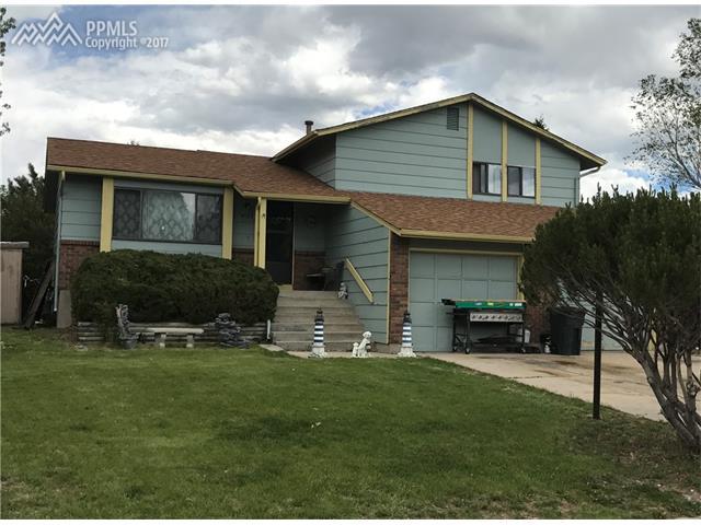 4125 Sandberg Drive, Colorado Springs, CO 80911