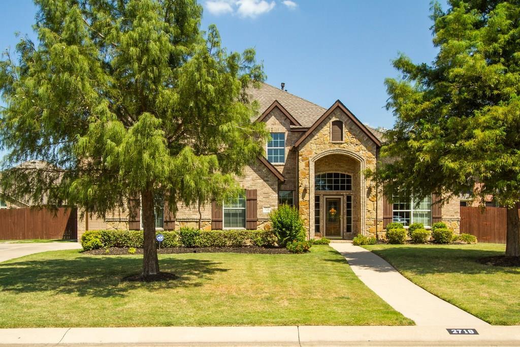 2718 Quail Cove Drive, Highland Village, TX 75077