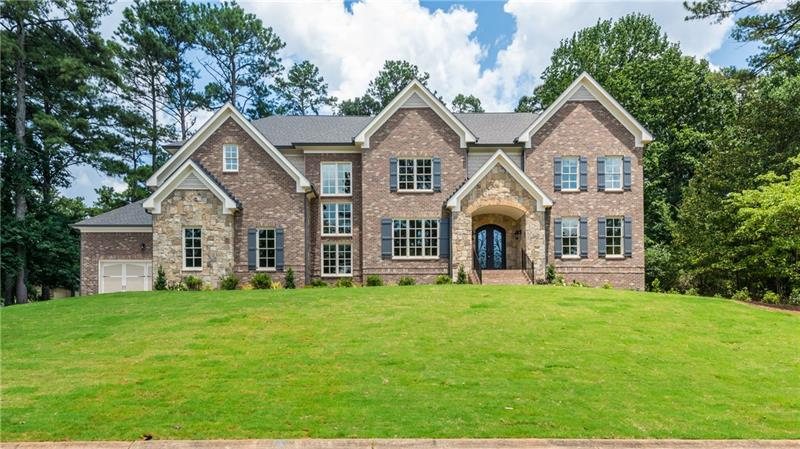 1867 NE Wood Acres Lane, Marietta, GA 30062
