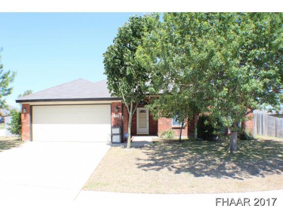 4309 Capri Drive, Killeen, TX 76549