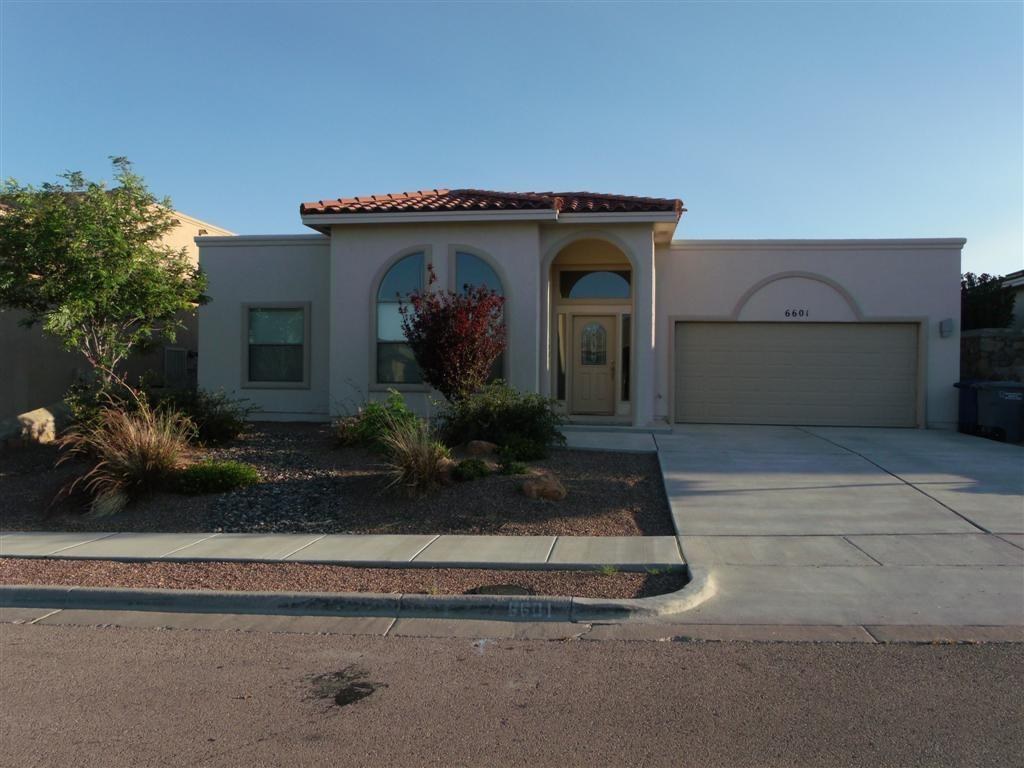 6601 Cabana Del Sol, El Paso, TX 79911