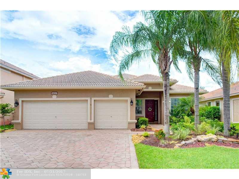 6017 NW 56th Cir, Coral Springs, FL 33067
