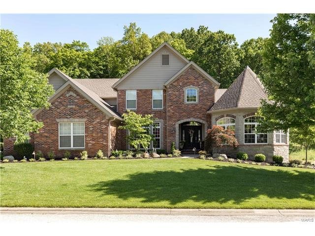 538 Deer Valley Court, St Albans, MO 63073