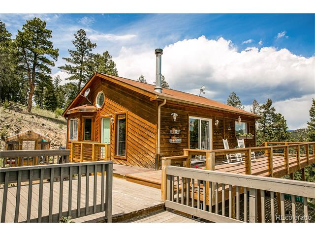 15500 Toboggan Road, Pine, CO 80470
