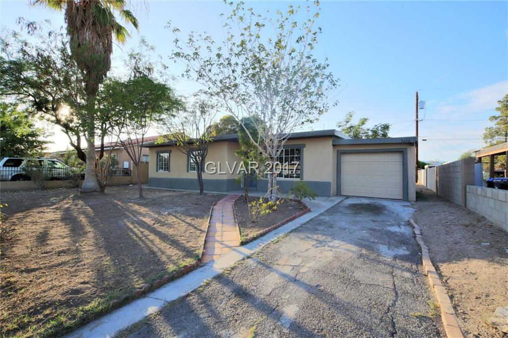 1612 LENWOOD Avenue, North Las Vegas, NV 89030