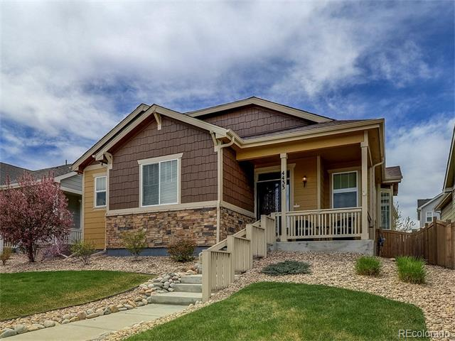4433 Hydrangea Way, Castle Rock, CO 80109